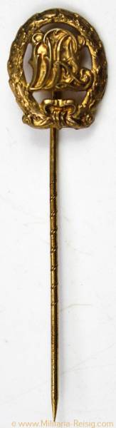 Anstecknadel DRA Sportabzeichen in Bronze