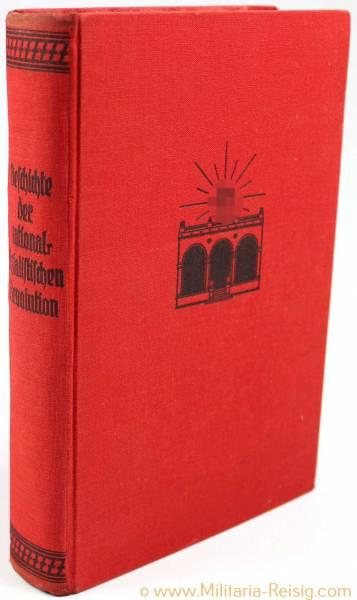 """Buch """"Geschichte der nationalsozialistischen Revolution 1933"""""""