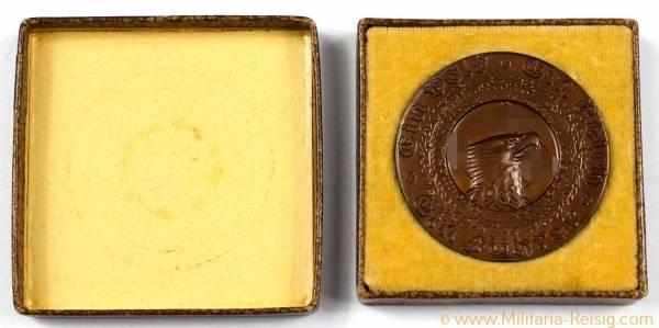 """Medaille """"Ein Volk, ein Reich, ein Führer 1933"""", 3. Reich"""