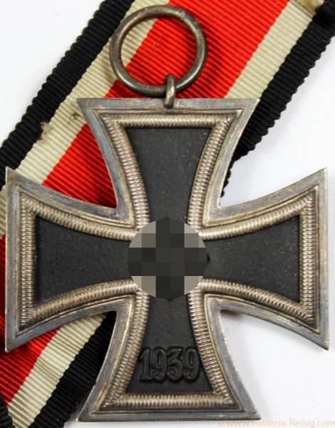 Eisernes Kreuz 2. Klasse 1939, Herst. 6 (Fritz Zimmermann, Stuttgart)