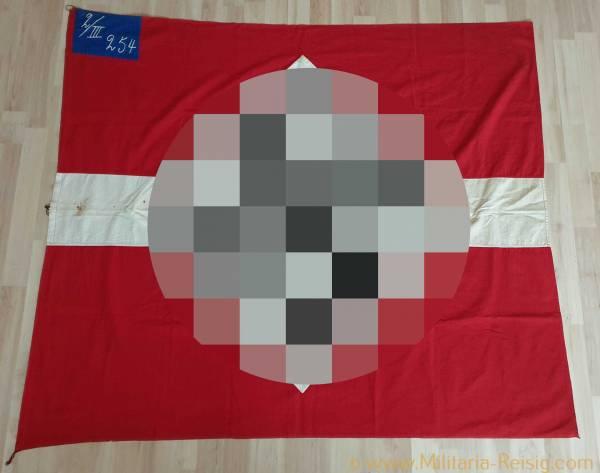 Fahne der HJ-Gefolgschaft, Bann 254 (Wetterau, Hessen-Nassau)