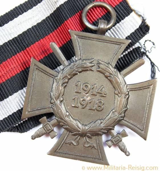 Ehrenkreuz für Frontkämpfer 1914-1918, Herst. B10