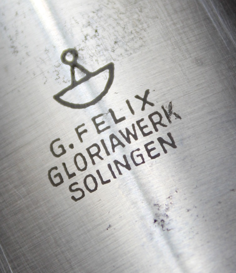 Gustav Felix Gloriawerk, Solingen
