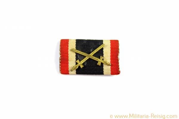 Feldspange Kriegsverdienstkreuz 2. Klasse 1939 mit Schwertern