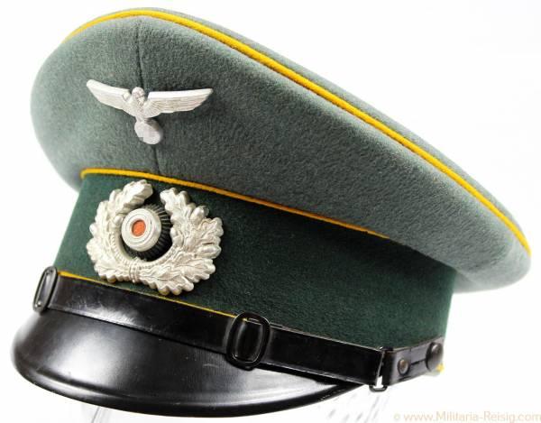 Kavallerie Schirmmütze für Mannschaften und Unteroffiziere