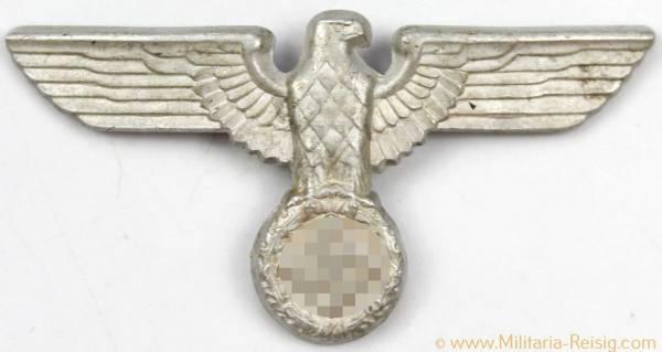 NSDAP Schirmmützenadler, 3. Reich, Herst. RZM M1/8