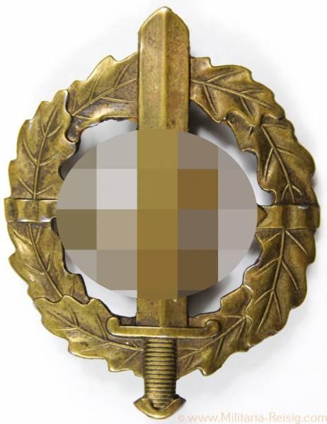 SA-Sportabzeichen in Bronze, Herst. Petz & Lorenz Reichenbach