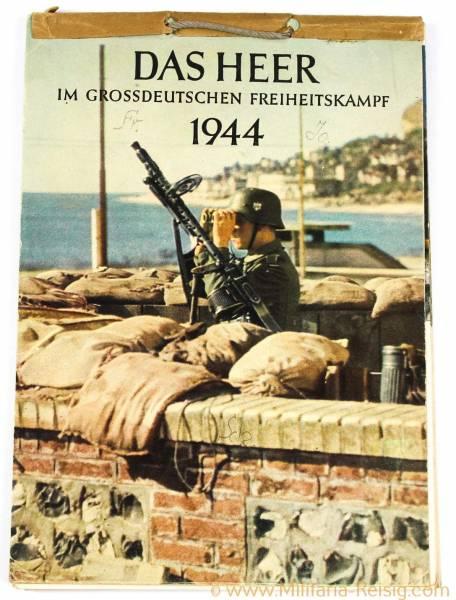 Das Heer im grossdeutschen Freiheitskampf 1944
