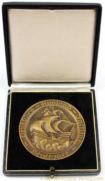 """Medaille """"Deutsches-Ausland-Institut Stuttgart"""", 3. Reich"""