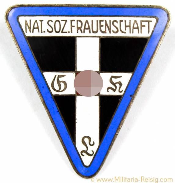 Nat. Soz. Frauenschaft, Ortsgruppe / Ortsfrauenschaftsleiterin, Herst. RZM M1/92 Karl Wild, Hamburg