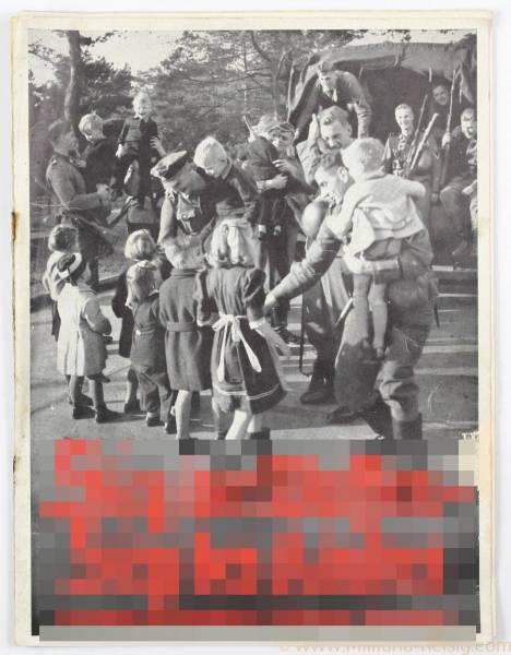 Sieg der Waffen - Sieg des Kindes 1940