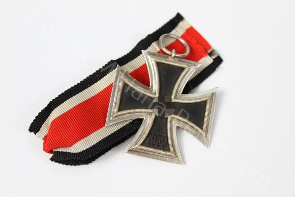 Eisernes Kreuz 2. Klasse 1939 Herst 13 Gustav Brehmer Markneukirchen