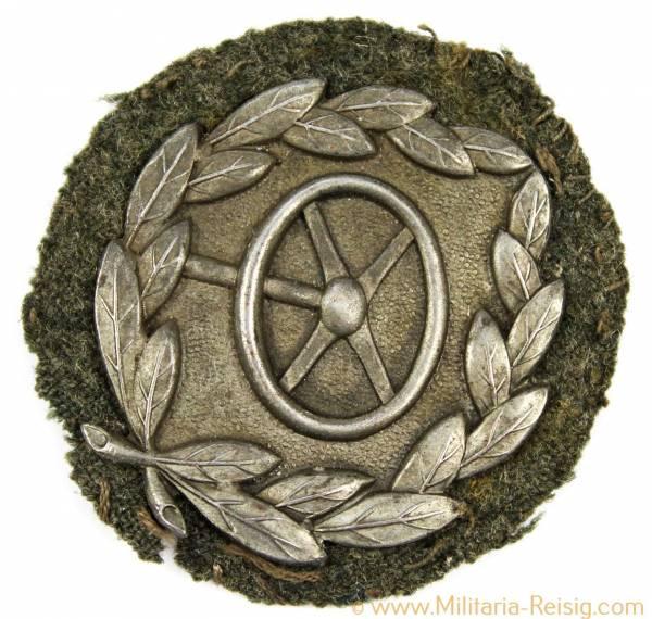 Kraftfahrbewährungsabzeichen in Bronze