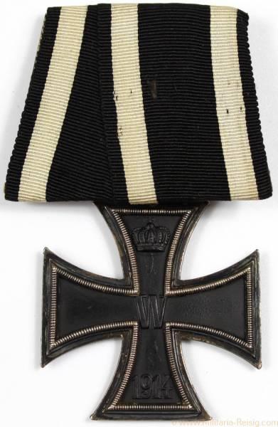 Eisernes Kreuz 2. Klasse 1914, Herst. CD 800 (Carl Dillenius)