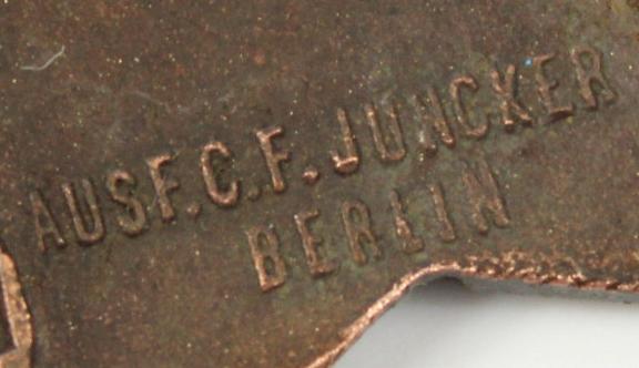 C. F. Juncker, Berlin