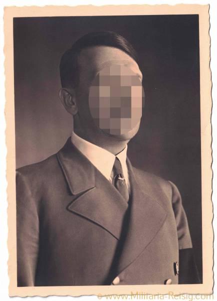"""Postkarte """"Adolf Hitler"""", 3. Reich"""