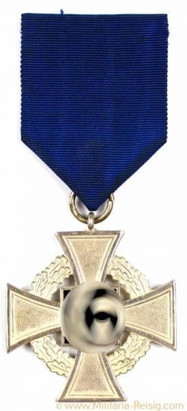 Treuedienst-Ehrenzeichen 2.Stufe für 25 Jahre 1938