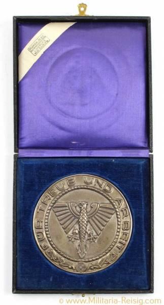 Deutscher Amateurphotographen Verband Teilnehmerplakette in Silber 1934
