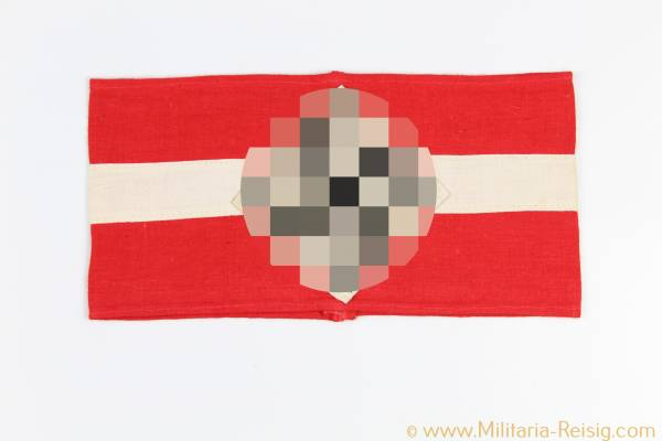Hitlerjugend (HJ) Armbinde, TOP.