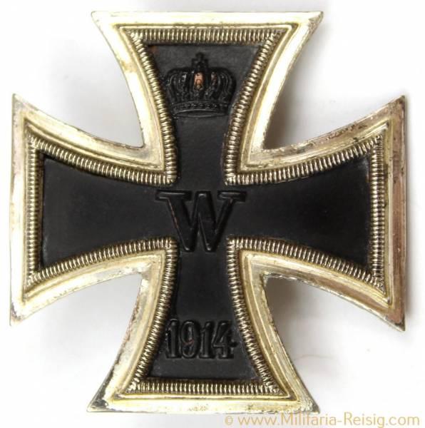 Eisernes Kreuz 1. Klasse, Ferdinand Wiedmann, Frankfurt am Main