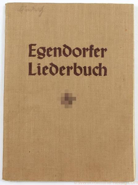 Egendorfer Liederbuch 2. Weltkrieg