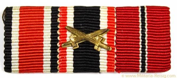 3er Feldspange (EK 2. Klasse 1939, KVK, WIO)