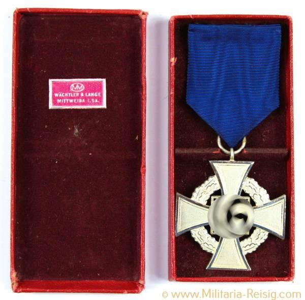 Treuedienst-Ehrenzeichen 2.Stufe für 25 Jahre 1938, Herst. Rudolf Wächtler & Lange, Mittweida