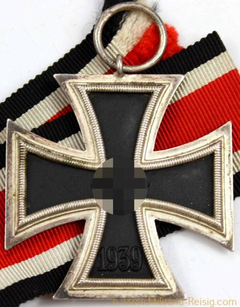 Eisernes Kreuz 2. Klasse 1939, Herst. 3 Wilhelm Deumer, Lüdenscheid