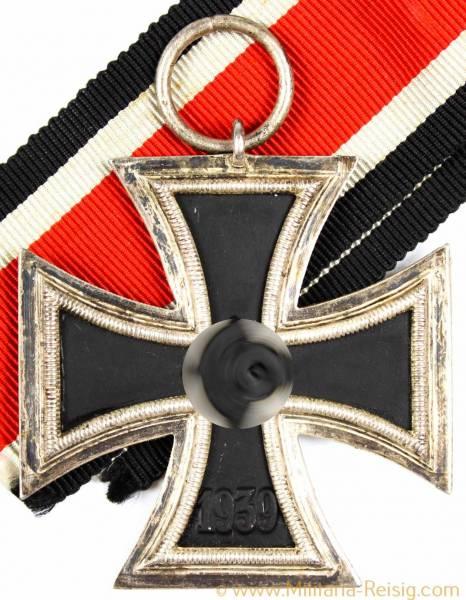 Eisernes Kreuz 2. Klasse 1939, Herst. 138 - (Julius Maurer, Oberstein/Nahe), selten!