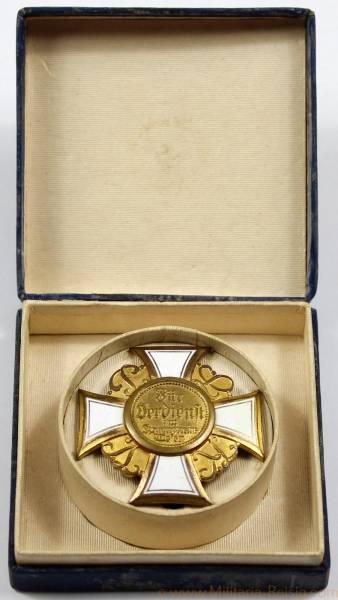 Kriegsvereins-Ehrenkreuz 1. Klasse des Preußischen Landes-Kriegerverbandes