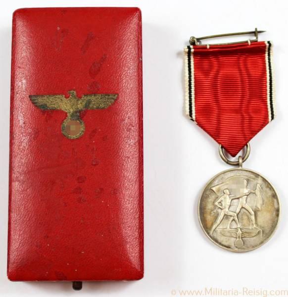Medaille zur Erinnerung an den 13. März 1938, Herst. Hauptmünzamt Wien