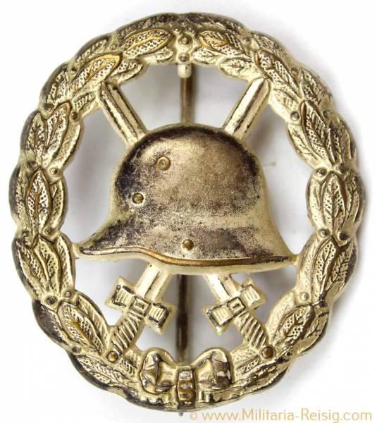 Verwundetenabzeichen 1918 in Silber, durchbrochen