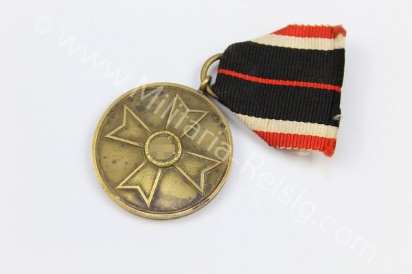 Kriegsverdienst Medaille 1939 am Band