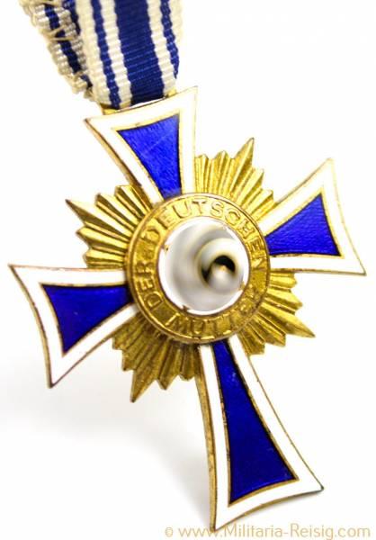 Ehrenkreuz der Deutschen Mutter 1.Stufe in Gold, TOP!