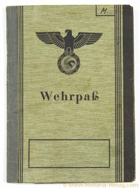 Wehrmacht - Wehrpaß