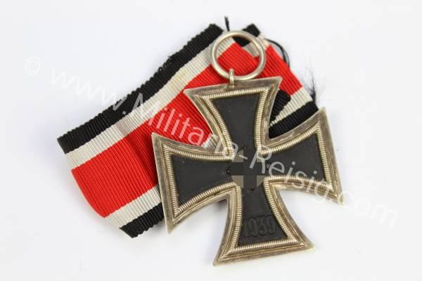 Eisernes Kreuz 2. Klasse 1939, Herst. 52 - Gottlieb & Wagner aus Oberstein