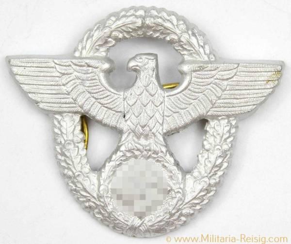 Polizei Mützenadler 2. Form, 3. Reich