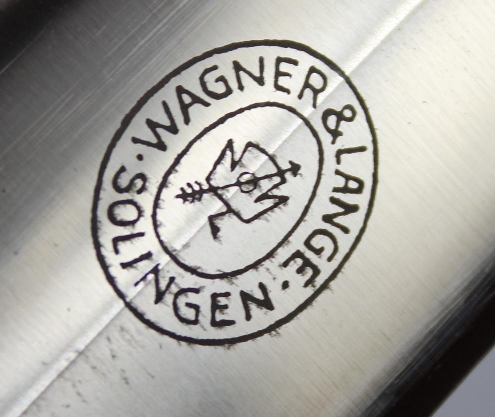Wagner & Lange, Solingen