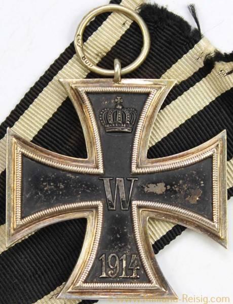 Eisernes Kreuz 2. Klasse 1914, Herst. CD 800