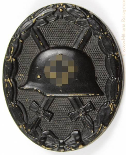 Verwundetenabzeichen 1939 in Schwarz