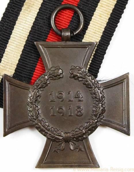 Ehrenkreuz des 1.Weltkrieges Kriegsteilnehmerkreuz