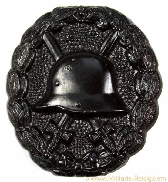 Verwundetenabzeichen in Schwarz 1918, DRGM