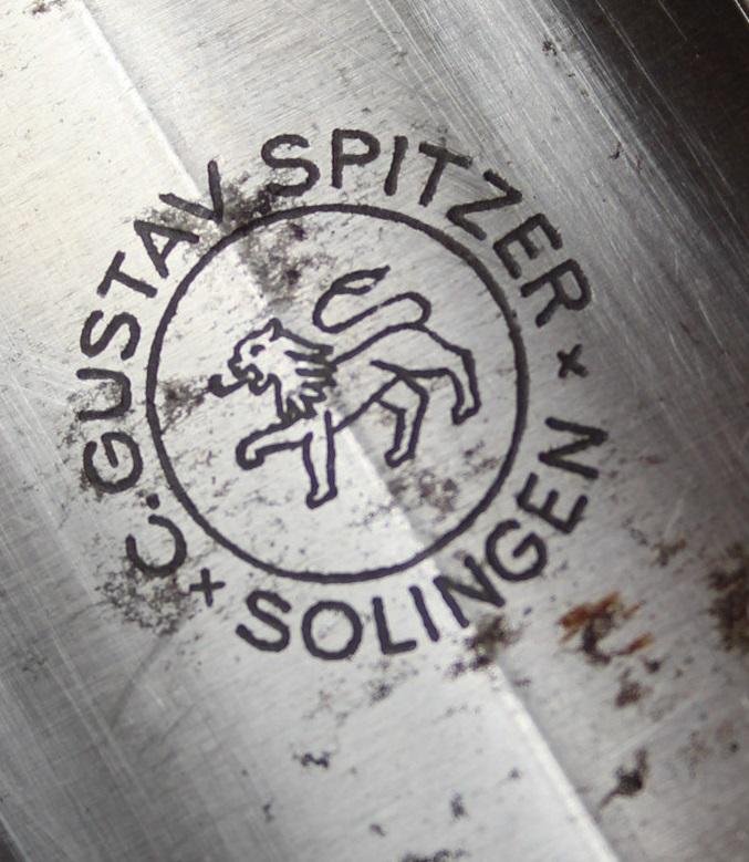 C. Gustav Spitzer, Solingen
