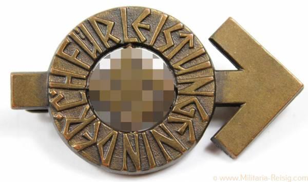 HJ Leistungsabzeichen in Bronze, RZM M1/36 (Berg & Nolte Lüdenscheid)