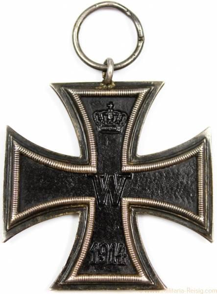 Eisernes Kreuz 2. Klasse 1914, Herst. R (E. Rosenthal & Sohn, Berlin)