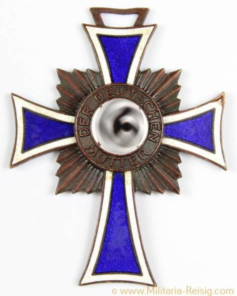 Ehrenkreuz der Deutschen Mutter 3.Stufe Bronze (2.Form)