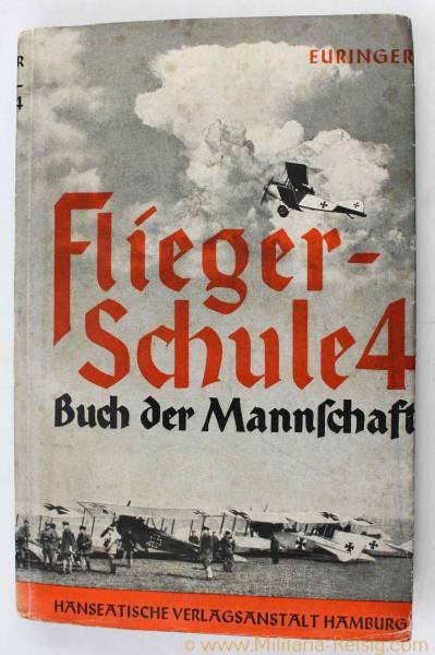 Fliegerschule 4 - Buch der Mannschaft