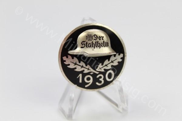 Mitgliedsabzeichen Stahlhelmbund - Bund der Frontsoldaten 1930