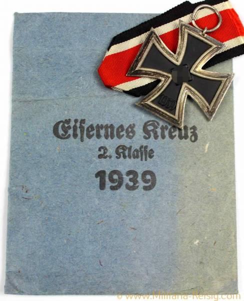 Eisernes Kreuz 2. Klasse 1939, Herst. Grossmann & Co., Wien