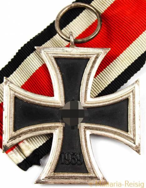 Eisernes Kreuz 1939 2.Klasse Schinkelform, Herst. Wilhelm Deumer, Lüdenscheid
